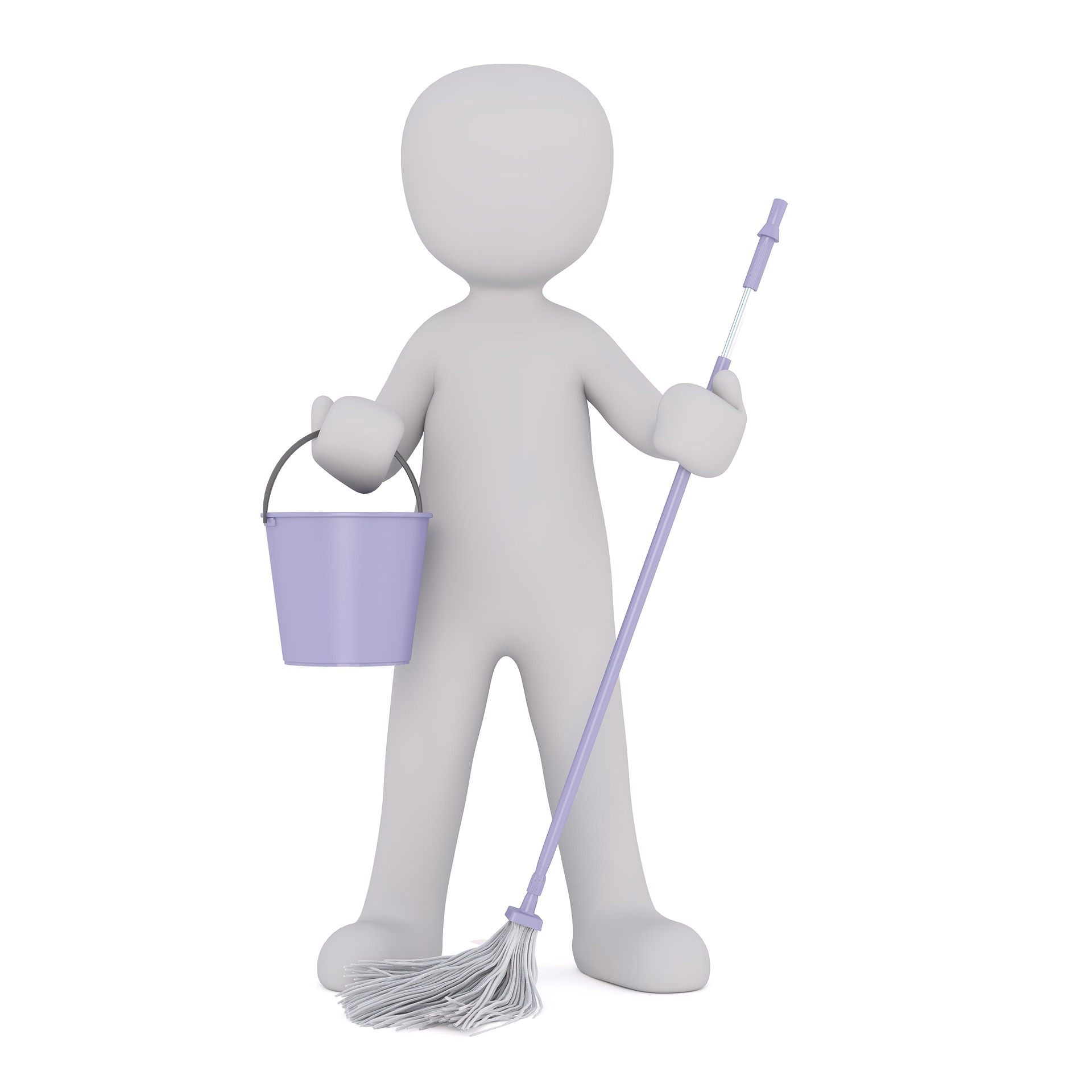 cleaning-woman-1816361_1920